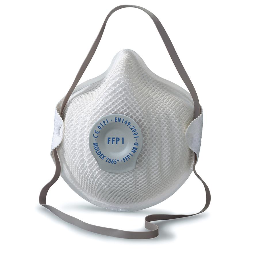 Atemschutz Maske Moldex 2365+ FFP1 mit elastischem Band