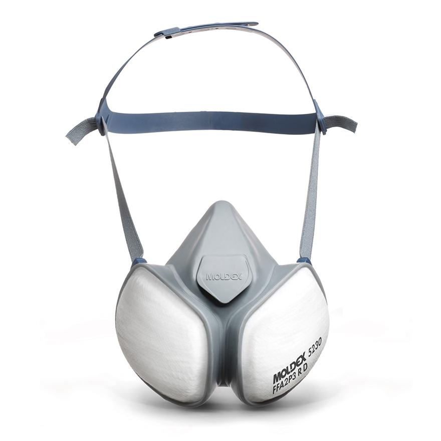 Atemschutz Maske FFA2P3 R D Moldex 5230