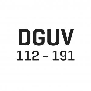 Zeichen für orthopädische Veränderbarkeit nach der DGUV 112 - 191