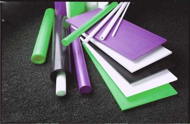 Kunststoff Platten und Stäbe diverse Stärken und Durchmesser